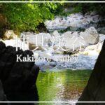 【絶景一人旅】マイナスイオン溢れる秘境の奥に存在する神秘的な空間「柿其渓谷」【長野県木曽郡】【ドローン空撮】 Superb view of Japan「Kakizore Valley」【Drone】